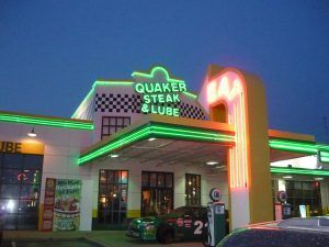 Quaker Steak and Lube Franchise Photo by jmaxtours