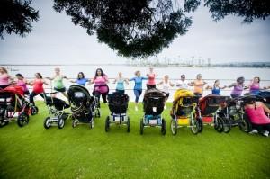 Stroller Strides Photo