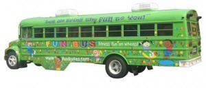 Fun Bus Fitness Fun on Wheels Franchise