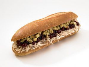 Bobbie Sandwich at Capriotti's