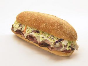 Capastrami Sandwich at Capriotti's
