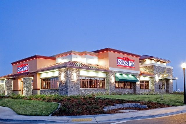 Sizzler Franchise Exterior Photo