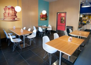 IHOP Express Interior Photo from Nation's Restaurant News