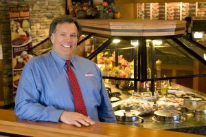 Kerry Kramp, CEO of Sizzler