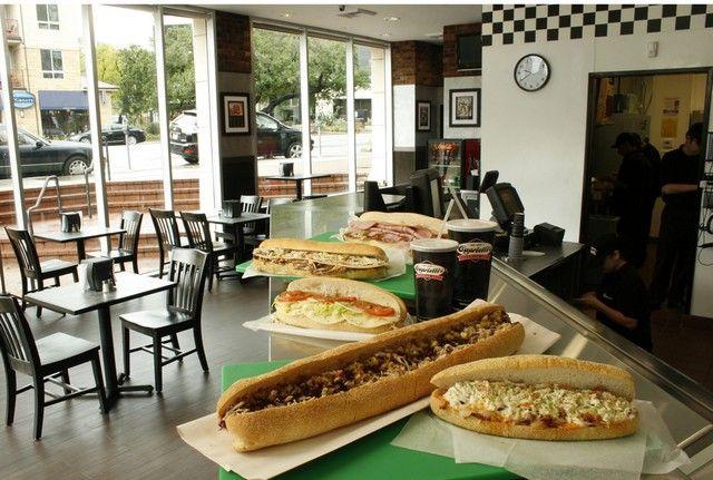 Capriotti's Sandwiches