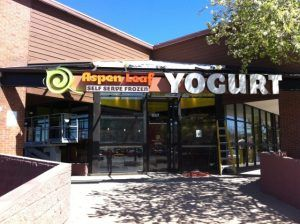 Aspen Leaf Yogurt A New Brand From Rocky Mountain Chocolate Factory Franchise Chatter