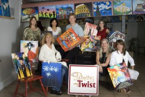 Painting with a Twist Franchise Photo