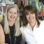 Exclusive Q&A with Cathy Deano and Renee Maloney, Co-Founders of Painting with a Twist, a Pioneer in the Art Entertainment Industry