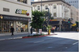 Subway Cafe Photo by Business Wire
