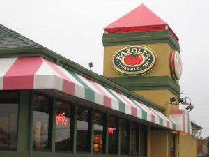 Fazoli's restaurant photo by Mel Distel