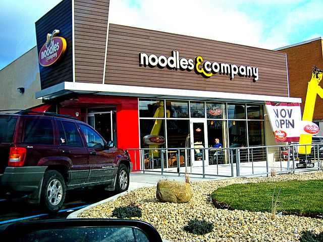 Noodles & Company Photo by fensterj