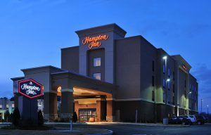 Hampton Inn Photo by Neal Jackson's Photos