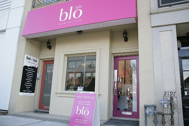 Blo blow dry bar franchise reviewed on the franchise for Blo hair salon