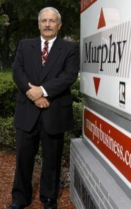 Roger Murphy, President and CEO of Murphy Business and Financial Corporation