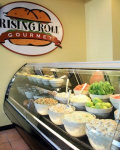 Rising Roll Gourmet Photo