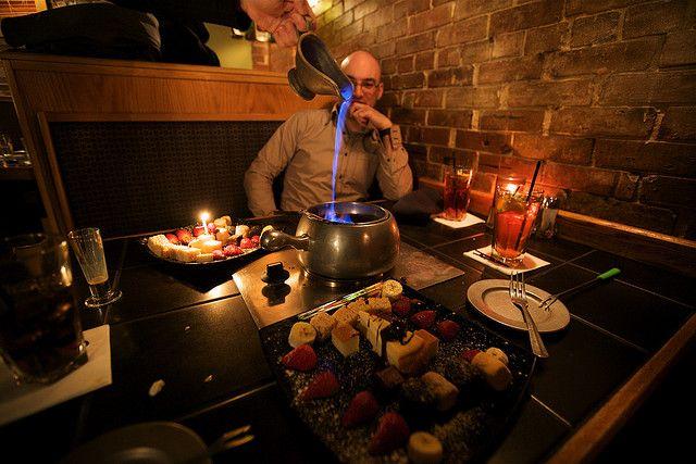 The Melting Pot Restaurant Photo by Frank Kehren