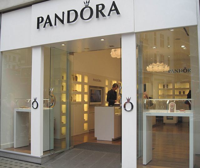 Jewelry Store Pandora