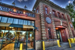 Bruegger's Bagel Photo by Doogie51