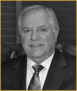 Frank Simoncioni, Senior VP of Sales for Doyle International