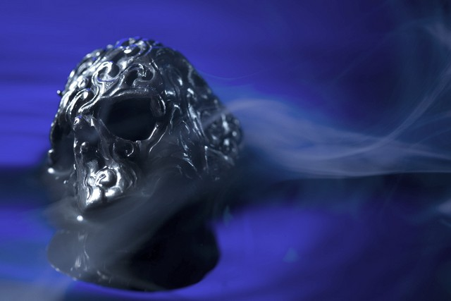 Skull Ring by 13 Lucky Monkey