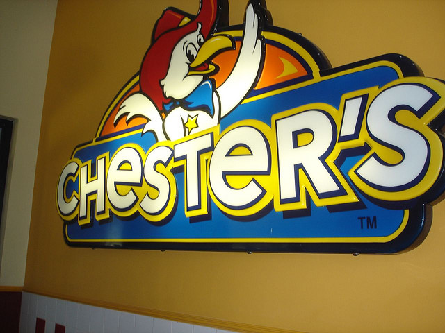 CHESTER'S Fried Chicken Franchise Photo by pgreg7777