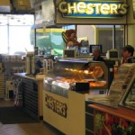 FDD Talk:  Average Daily Gross Sales of CHESTER'S Restaurants