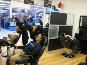 Seva (Eyebrow Threading Salon) at Walmart