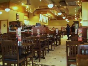Corner Bakery Cafe Photo by Renee Rendler-Kaplan