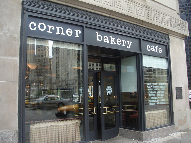 The Corner Bakery Cafe Locations