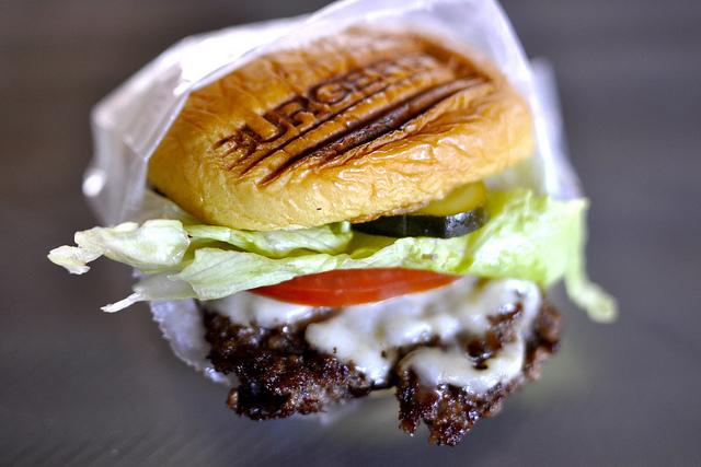 BurgerFi Hamburger