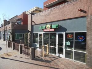 Cheba Hut Restaurant Exterior Photo