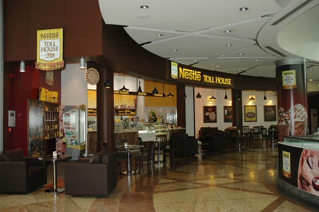 Nestle Toll House Café by Chip Photo