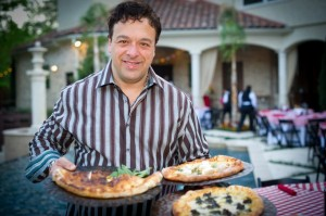 Chef Anthony Russo, Founder of Russo's New York Pizzeria and Russo's Coal-Fired Italian Kitchen