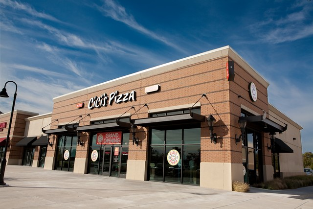 Cici's Pizza Restaurant Exterior Photo