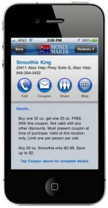 Money Mailer Coupon App