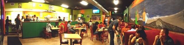 Cheba Hut Restaurant Interior Photo