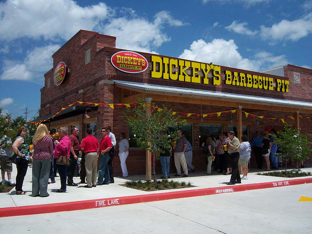 Dickey's Barbecue Pit Photo from gainsborough.road