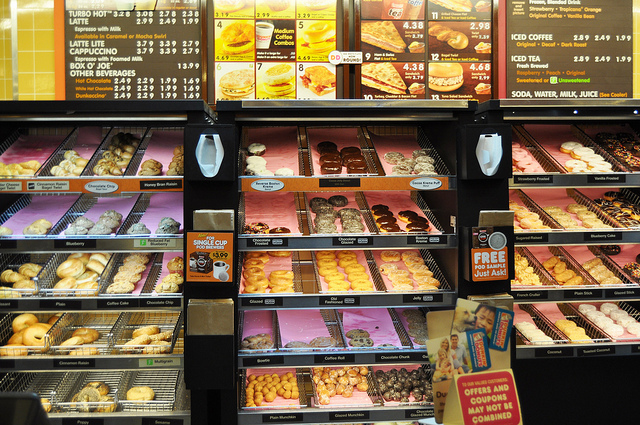 Dunkin' Donuts Photo by agennari