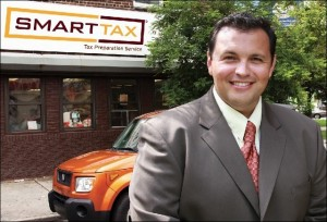 Nick Rizzi, CEO of Smart Tax