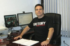 John Mannino, CEO of Victory MMA and Fitness