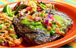 Margaritas Mexican Restaurant's Carne Asada