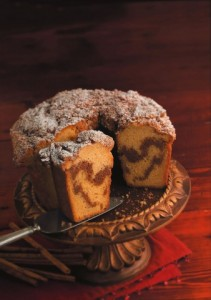 Corner Bakery Cafe's Cinnamon Cream Cake