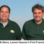 Flashback: Lemon Heaven Starts Franchising, Grows Corporate Operations to Over $500K and Systemwide Sales to Over $1.2 Million (1998-2004)