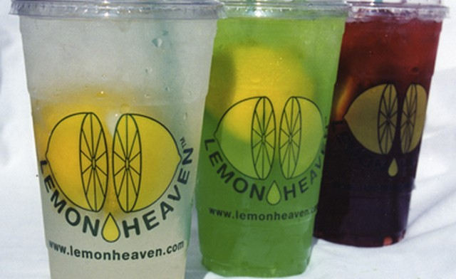 Lemon Heaven Photo (First Logo Cups)