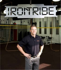 Forrest Walden, Founder and CEO of Iron Tribe Fitness