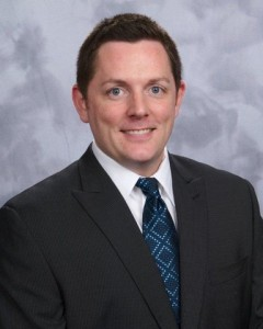 KJ McMasters, VP of Business Development for Blue Grace Logistics