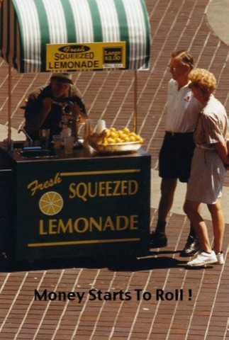 Lemon Heave Photo (Lonsdale Quay 1996)