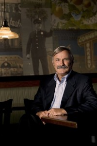 Mike Hislop, CEO of Corner Bakery Cafe