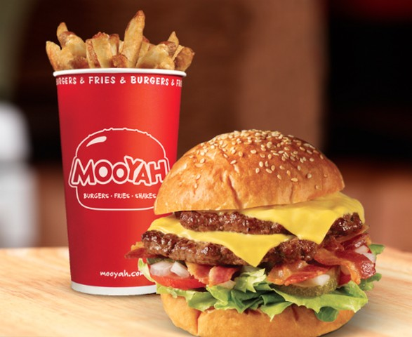 MOOYAH Burger and Fries Photo