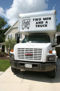 TWO MEN AND A TRUCK Photo